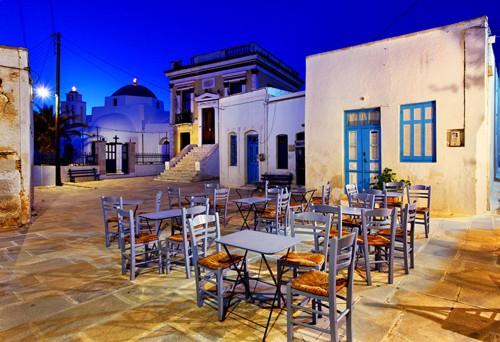 Visita a la isla de Serifos, en las Cicladas
