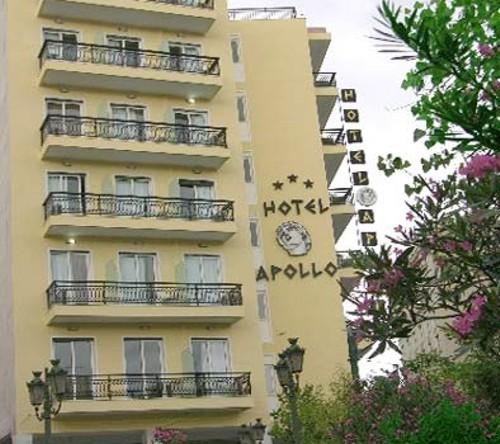 Hotel Apollo, confortable tres estrellas en Atenas