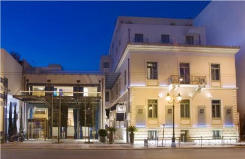Eridanus, lujoso arte hotel en Atenas
