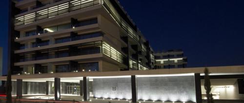 Hotel MET, en el nuevo puerto de Salónica