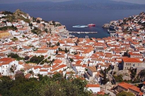 Hydra, isla griega