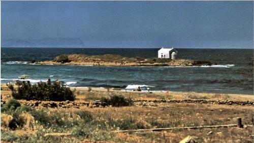 Iglesias bizantinas de Malia