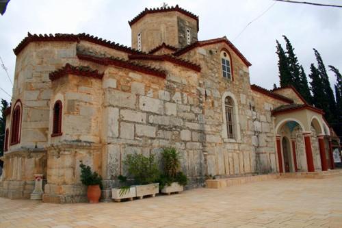 Turismo religioso: iglesias y monasterios de Argos