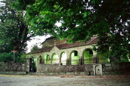 Iglesia en Negades