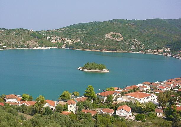 Ítaca, mar Jónico