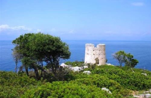 Castillo de Odiseo, Monte Aetós, Ítaca, Islas Jónicas