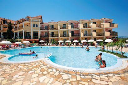 Hotel Strofades Beach, islas Estrófadas, Jónicas