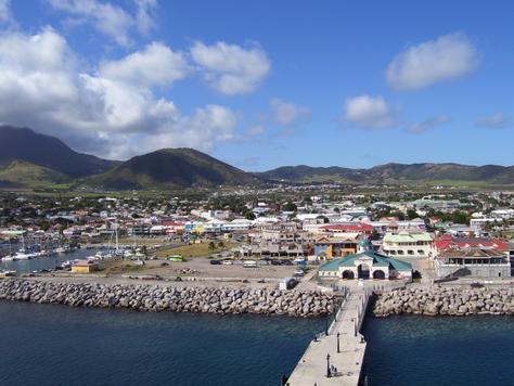 Puerto de Zante, Islas Jónicas