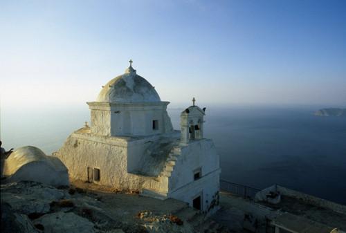 Seis lugares raros y bellos en las islas Cícladas