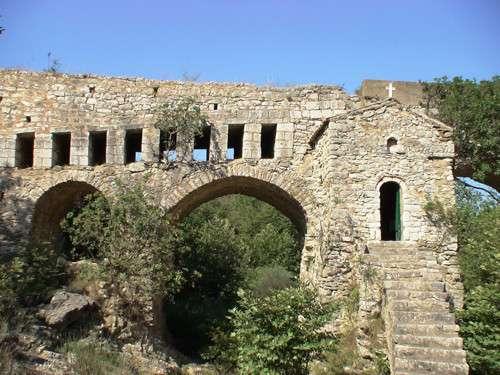 Karytaina, la Toledo de Grecia