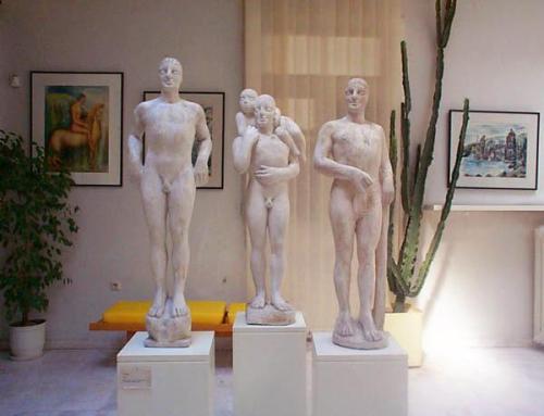 El Museo Arqueologico de Kavala
