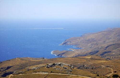 isla de Kea en Grecia