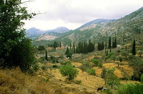 Kios, la flor del Egeo