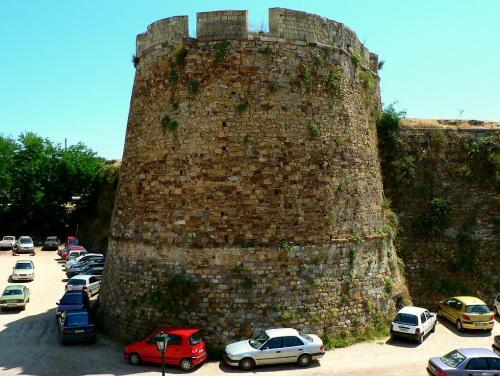 Ciudad de Kios, monumentos bizantinos