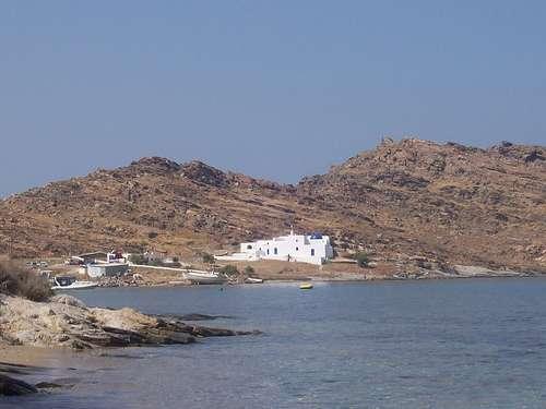 Paros, la isla de mármol