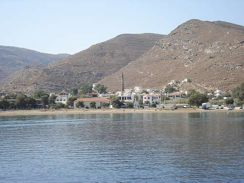 Lago Korisia