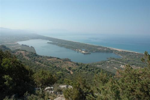 Lago Caifas