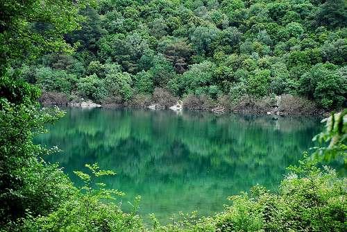 Lago Ziro, Epiro