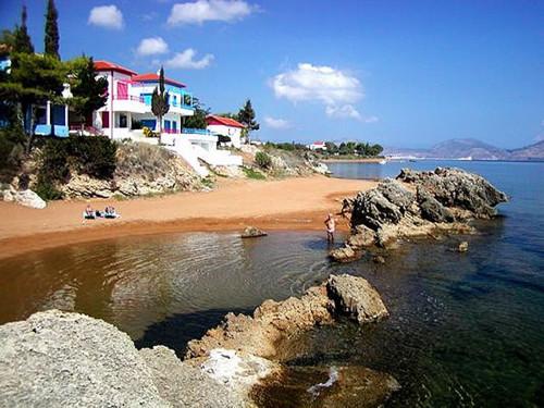 Paliki, las mejores playas de Cefalonia