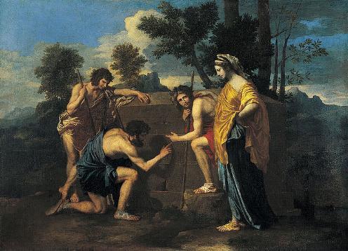Los pastores de Arcadia