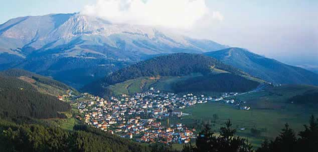 Kozani, macedonia occidental