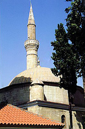 Mezquita de Geni, Komotini, Macedonia