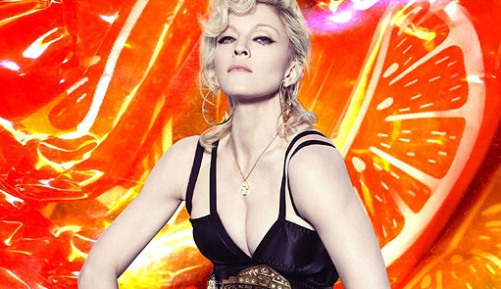 Madonna y su Hard Candy