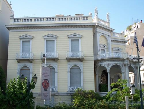 Museo de Arte Cicladico de Atenas