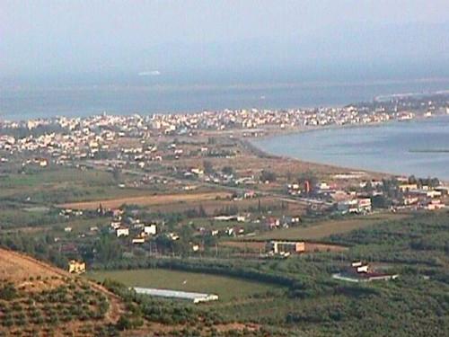 Lugares para visitar cerca de Mesolongi