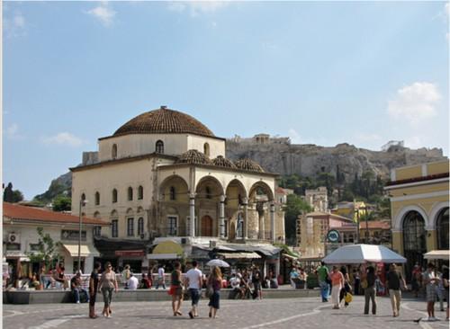 Monumentos otomanos de Atenas