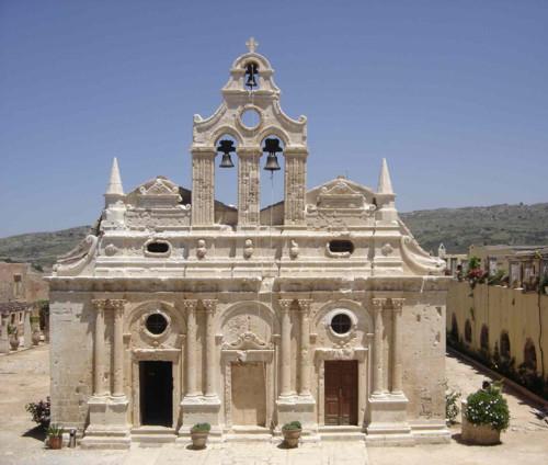 Monasterios de Rethymnos