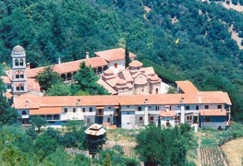Monasterio de Agathonos