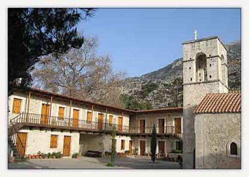 Monasterio de Vrontisi