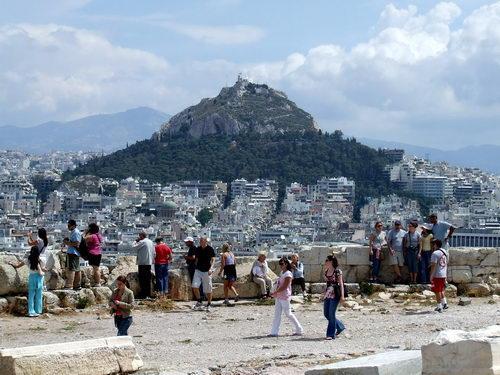 El Monte Licabeto.