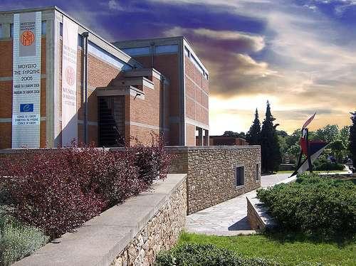 Museo de la Cultura Bizantina de Salónica