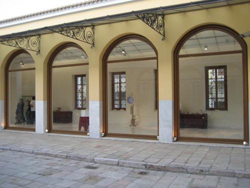 El Museo de la Antigua Tecnología Griega, en Eleia