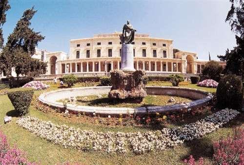 El Museo de Arte Asiático de Corfú