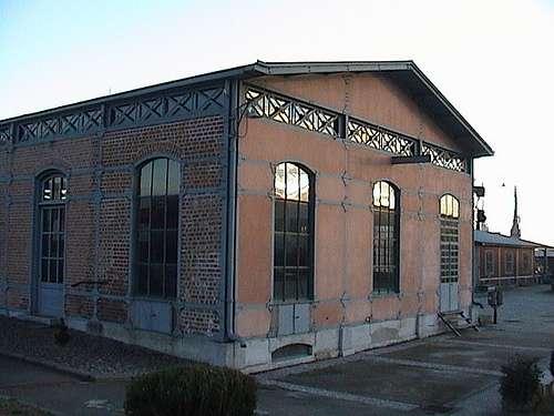 Museo del Agua de Tesalonica