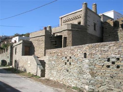 El Museo del Olivo de Andros, en las Cícladas