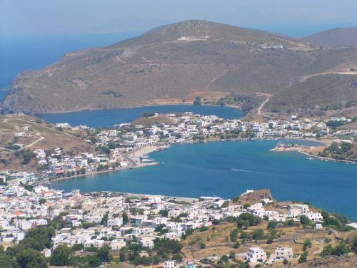 Nissyros, la isla volcanica
