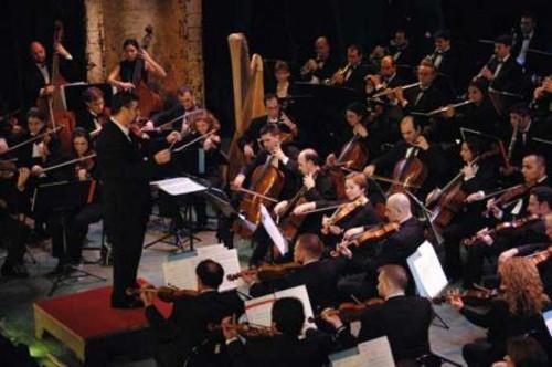 Orquesta Sinfonica de Atenas