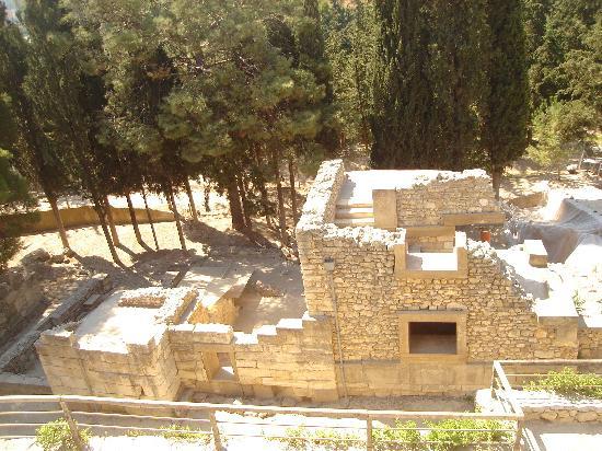 Heraklion, la ciudad de Knossos y el Minotauro