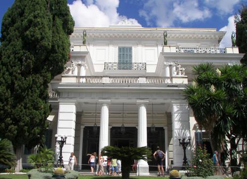 Palacio de Achilleion