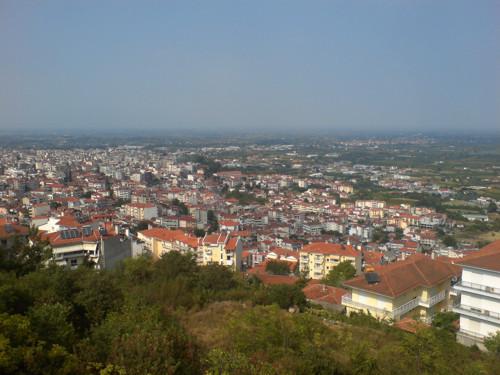 Panoramica de Veria
