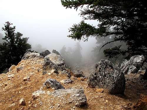 Parque Nacional Ainos, el más pequeño de Grecia
