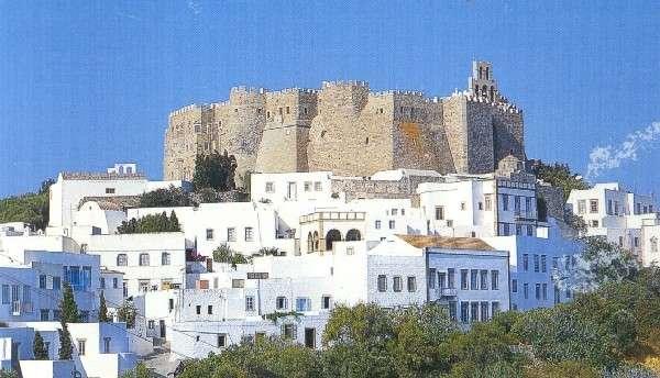 Patmos, dodecaneso