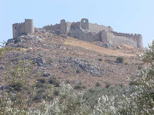 Ruinas de Argos, en el Peloponeso