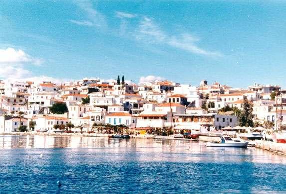 Ermioni, Peloponeso