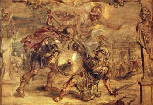 Mito de Aquiles
