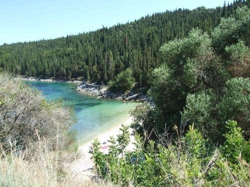 Las mejores playas de Cefalonia, en Fiscardo